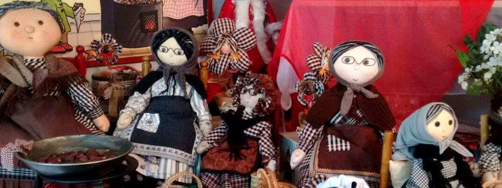Muñecas castañeras, ninesdedrap.com